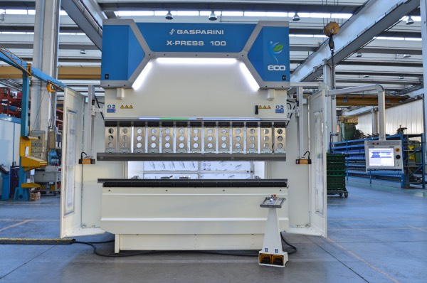 100 ton 100 inches hydraulic press brake