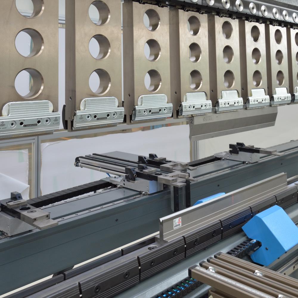225 ton press brake stainless steel