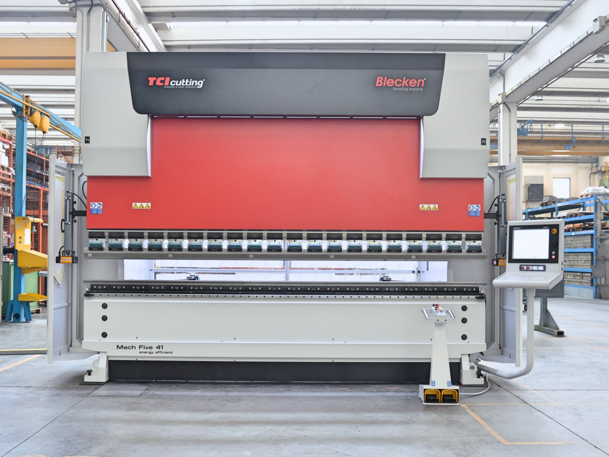 250-ton 4-meters press brake