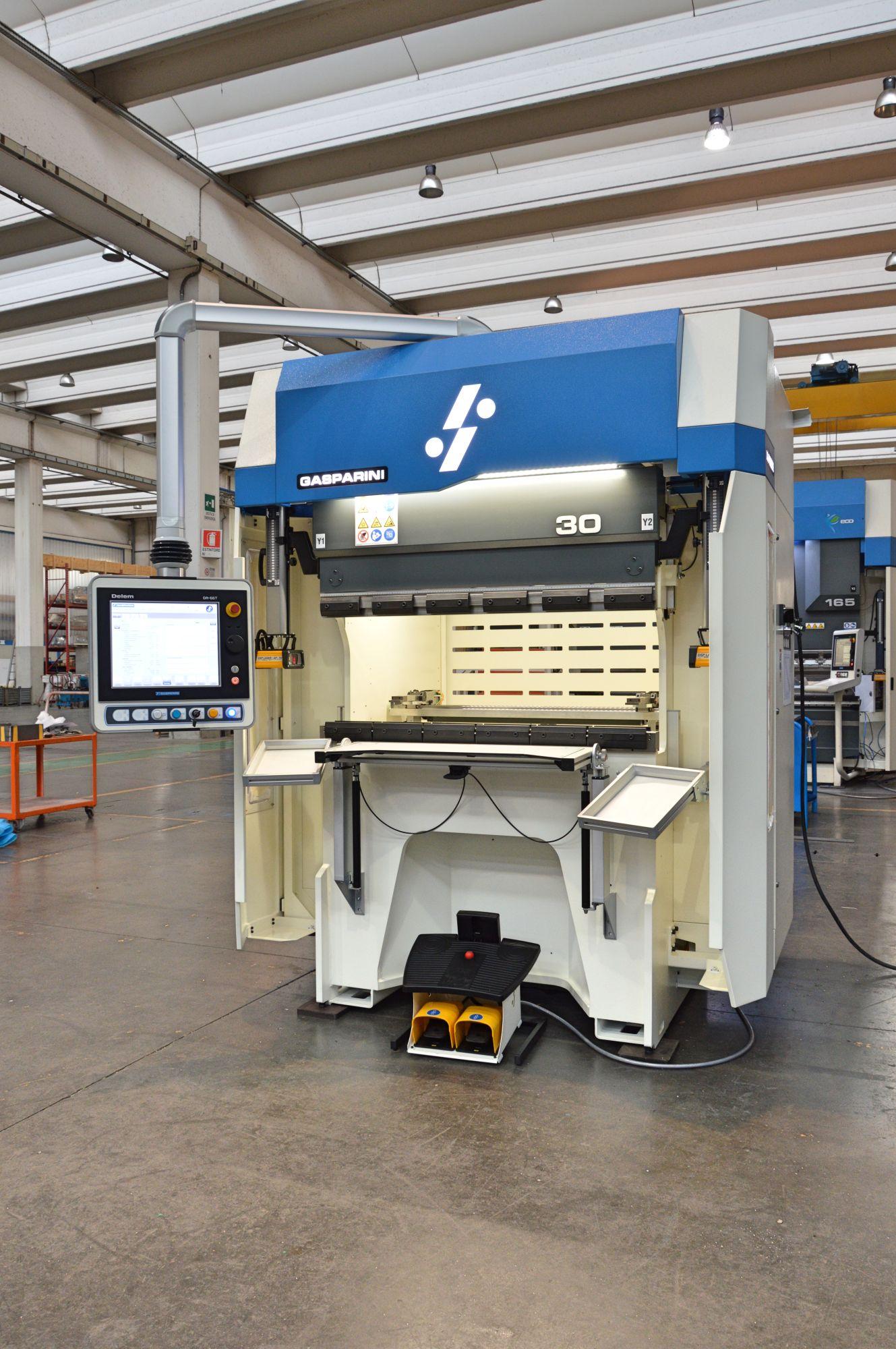 30ton 1250mm sheet metal press brake