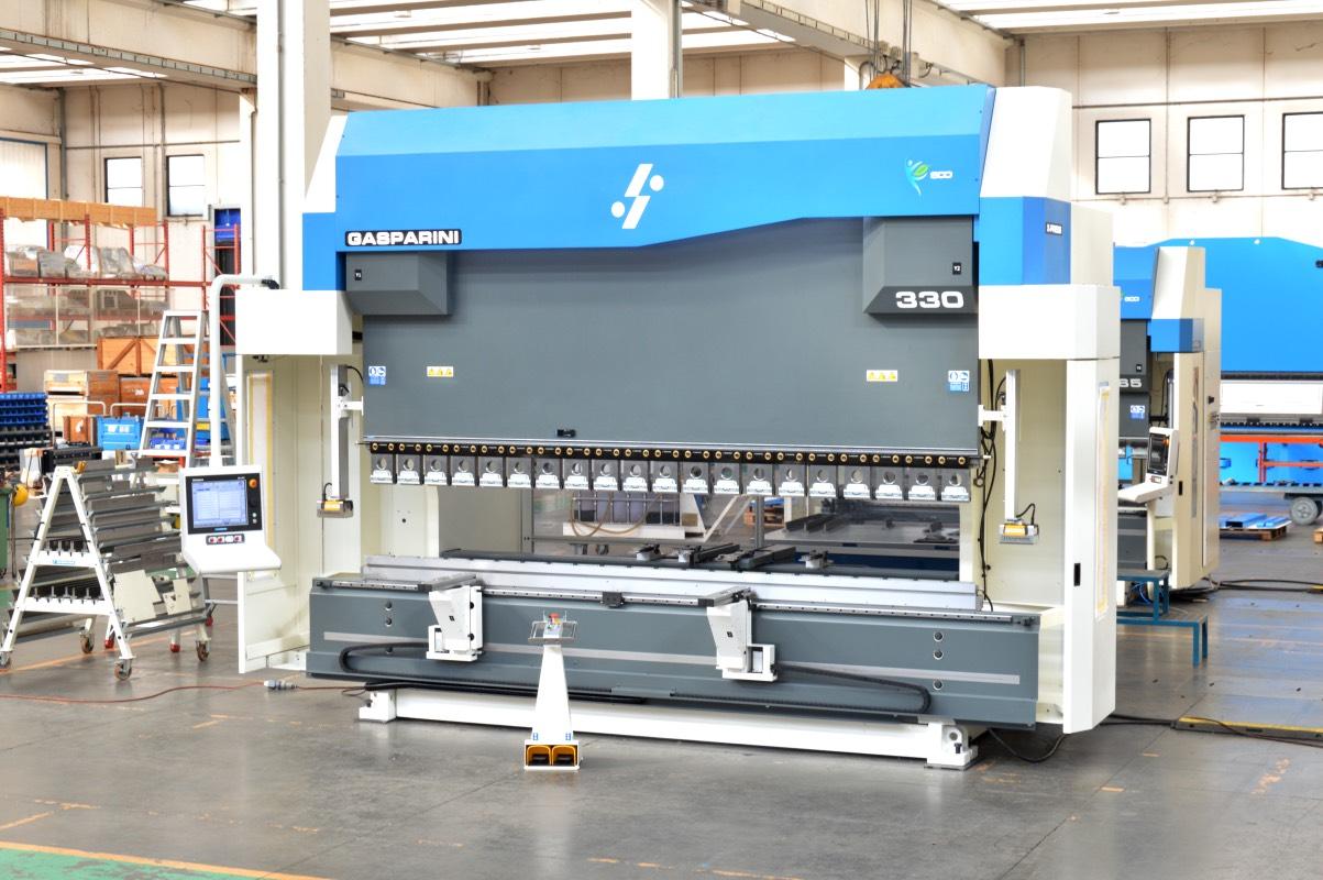 330 ton 4 meters sheet metal press brake