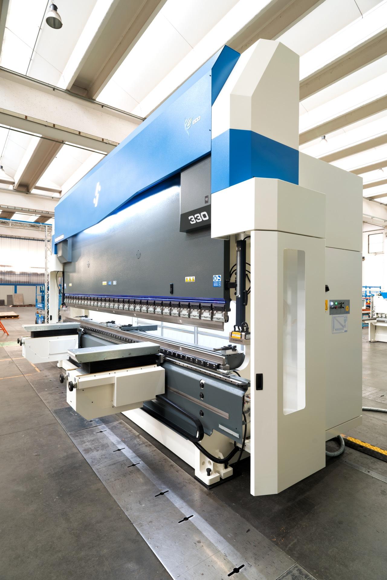 Hydraulisch abkantpresse Neu Italienisch Industrie 4.0