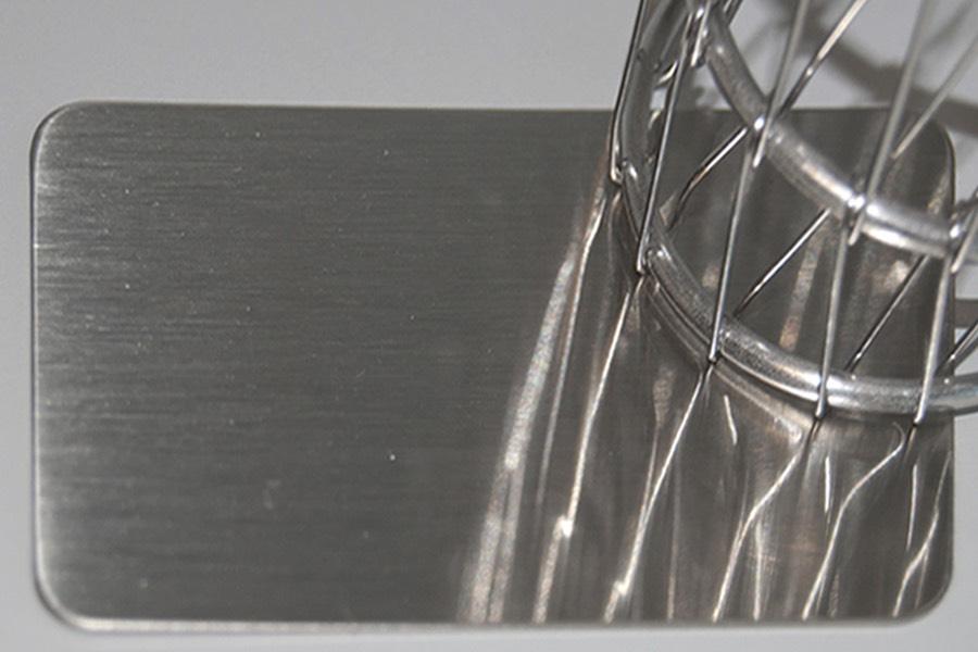 Acabados mecánicos del acero inoxidable | Gasparini Industries
