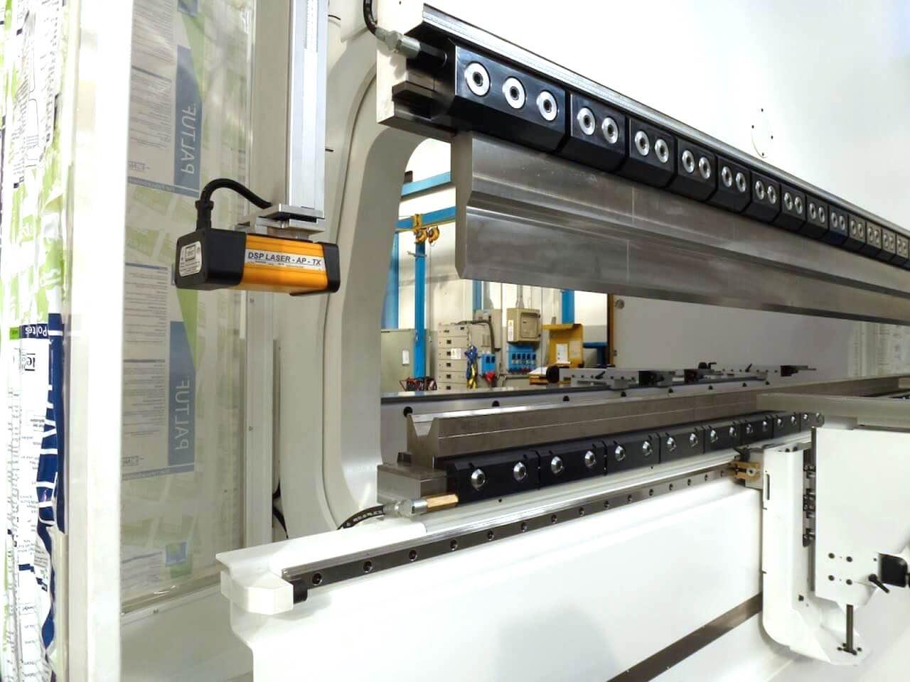 amarres hidráulicos para prensa plegadora