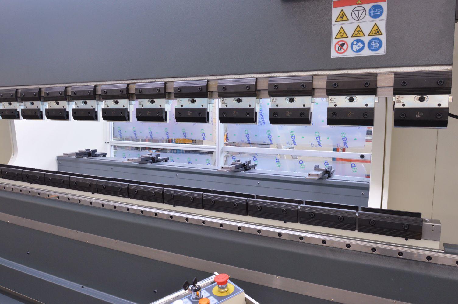 amarres manuales promecam prensa plegadora hidráulica