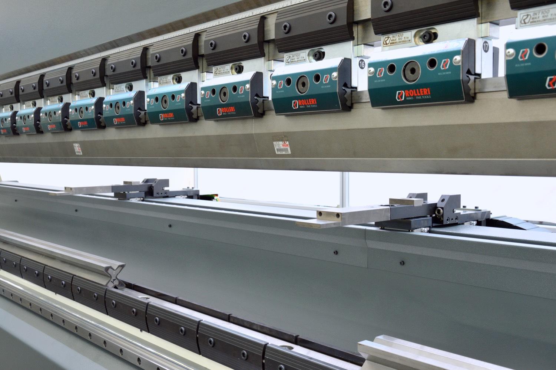 amarres manuales rolleri prensa plegadora