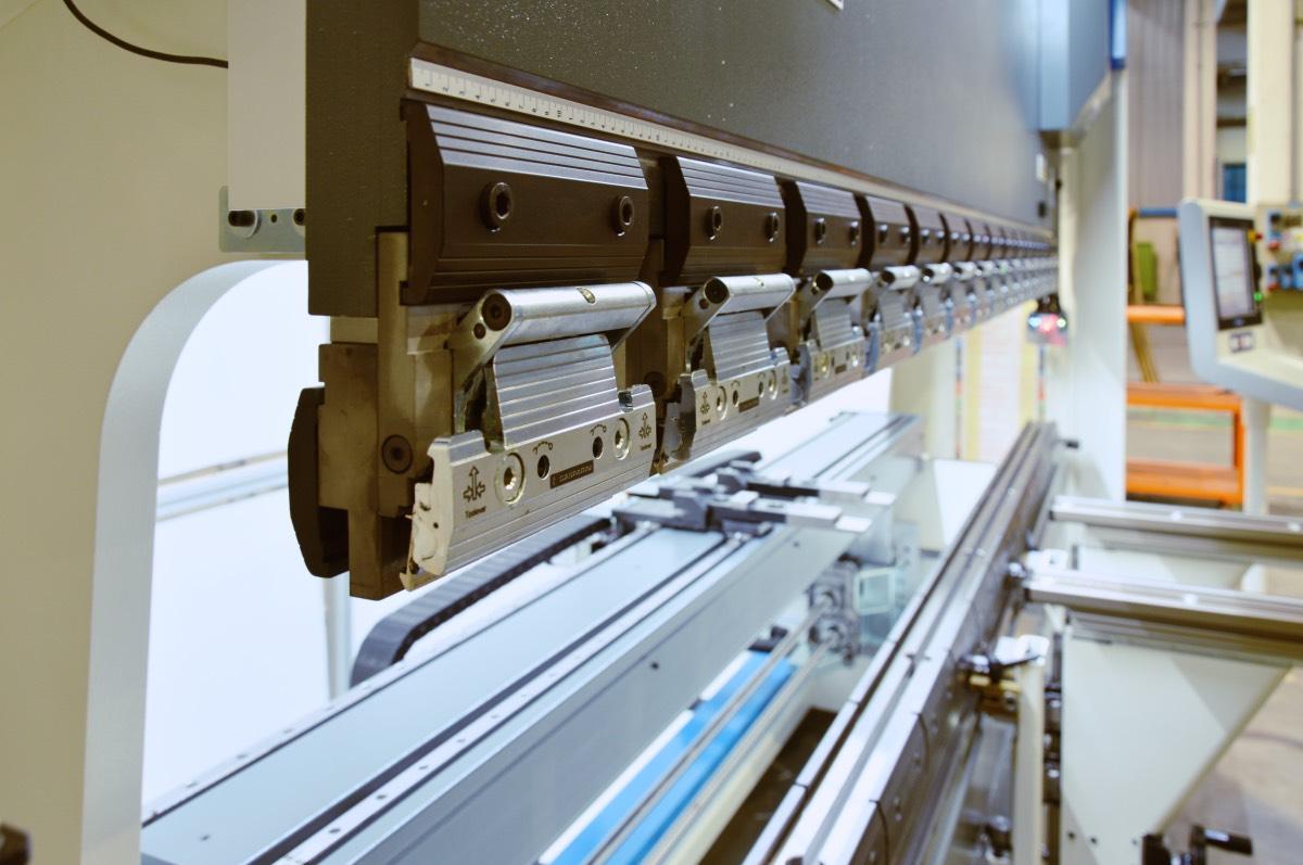 amarres rápidos palanca prensa plegadora