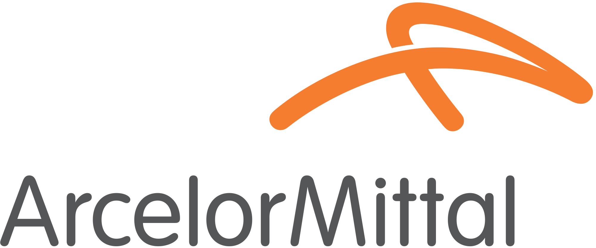 ArcelorMittal S.A. is a multinational steel manufacturing corporation. It was formed in 2006 from the takeover and merger of Arcelor by Mittal Steel. ArcelorMittal is the world's largest steel producer.