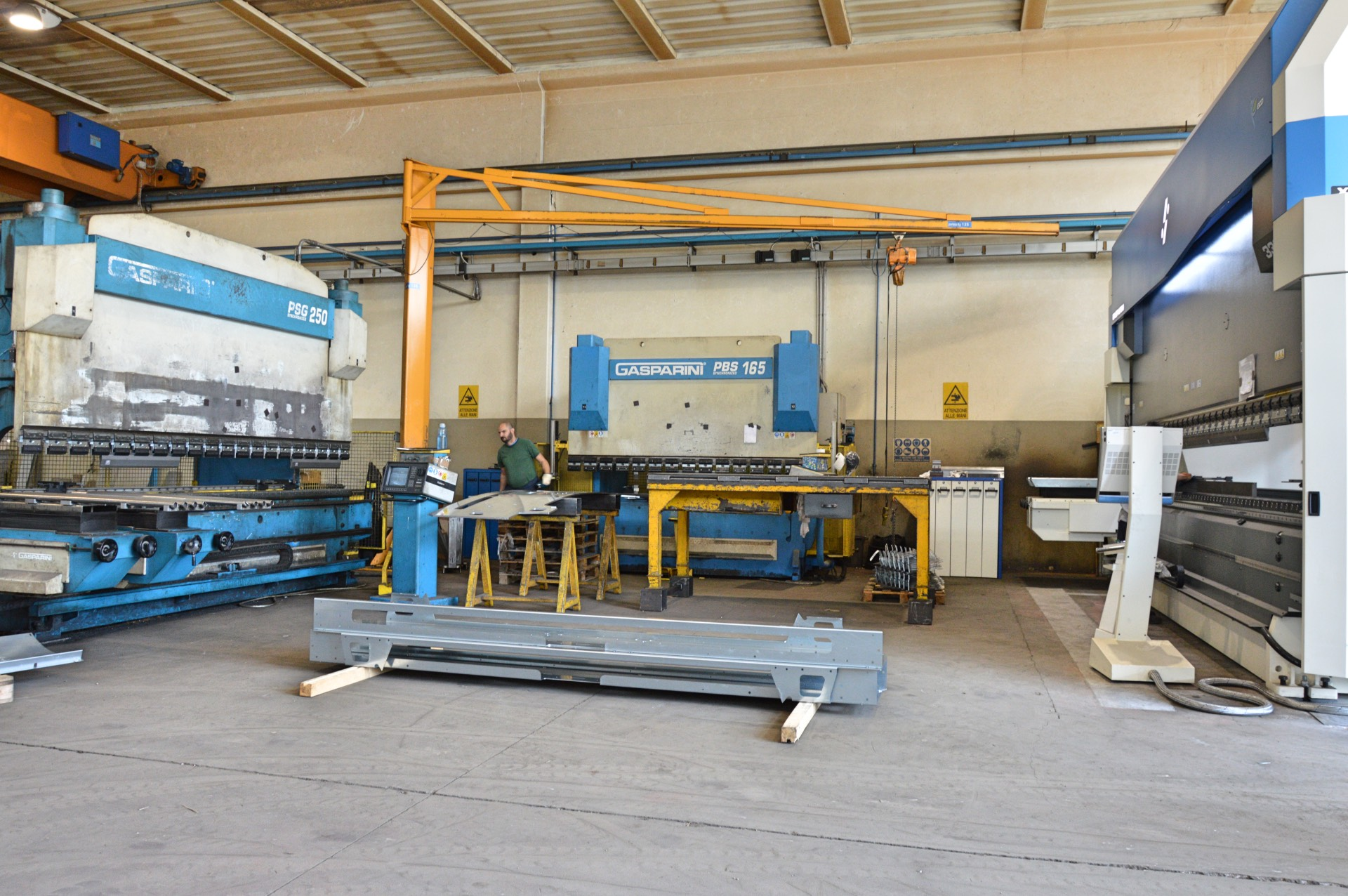 best press brakes for subcontractors