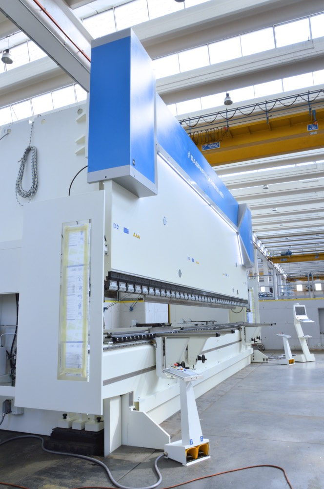 big size metalforming press brake