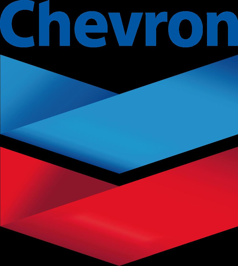 Chevron Corporation ist ein amerikanischer multinationaler Energieunternehmen in mehr als 180 Ländern aktiv. Chevron ist in jedem Aspekt der Öl, Gas und Geothermie Industrien, einschließlich Exploration und Produktion; Raffination, Marketing und Transport; Chemikalien Herstellung und Vertrieb; und Stromerzeugung.
