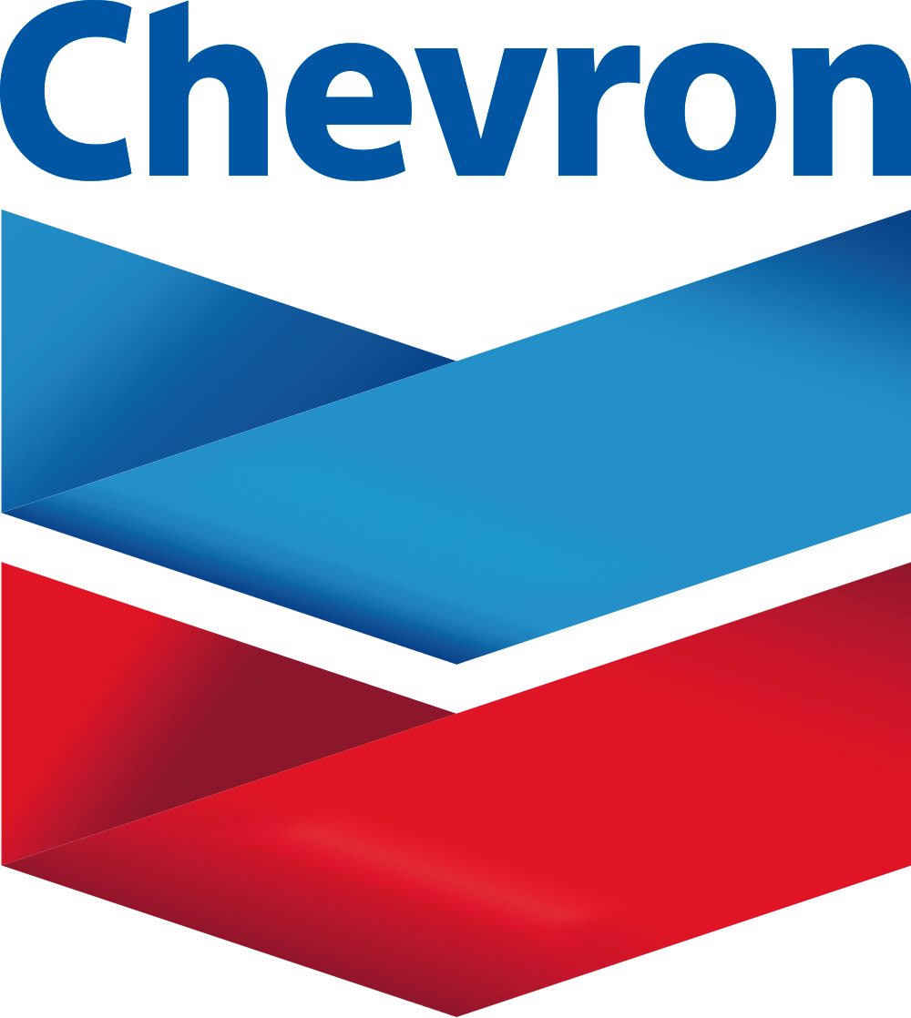 Chevron Corporation è un'azienda petrolifera statunitense attiva in più di 180 paesi del mondo. Dispone di importanti giacimenti petroliferi e di gas naturale, raffinerie di petrolio e petroliere. Ha un fatturato di 27.342 milioni di dollari.