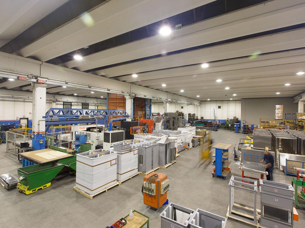 cidiesse conveyor belt production