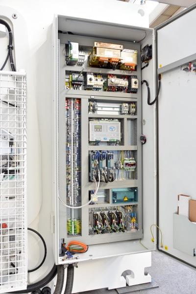 circuito electrico renovado prensa plegadora