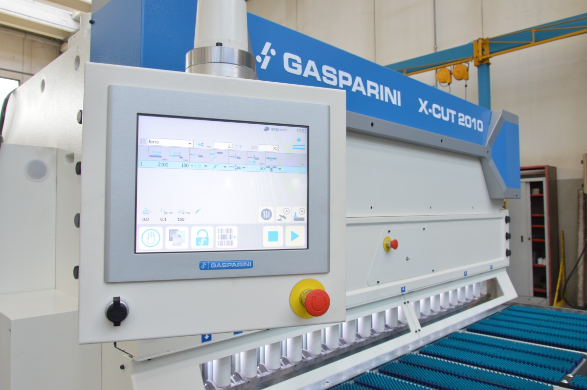 cnc guillotine shear industry 4.0