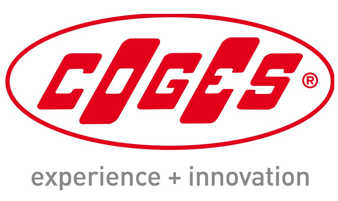Coges, grazie ad un'esperienza trentennale nel settore del vending, si colloca oggi come azienda leader a livello europeo nella progettazione e nella produzione di sistemi di pagamento cashless e a contante.