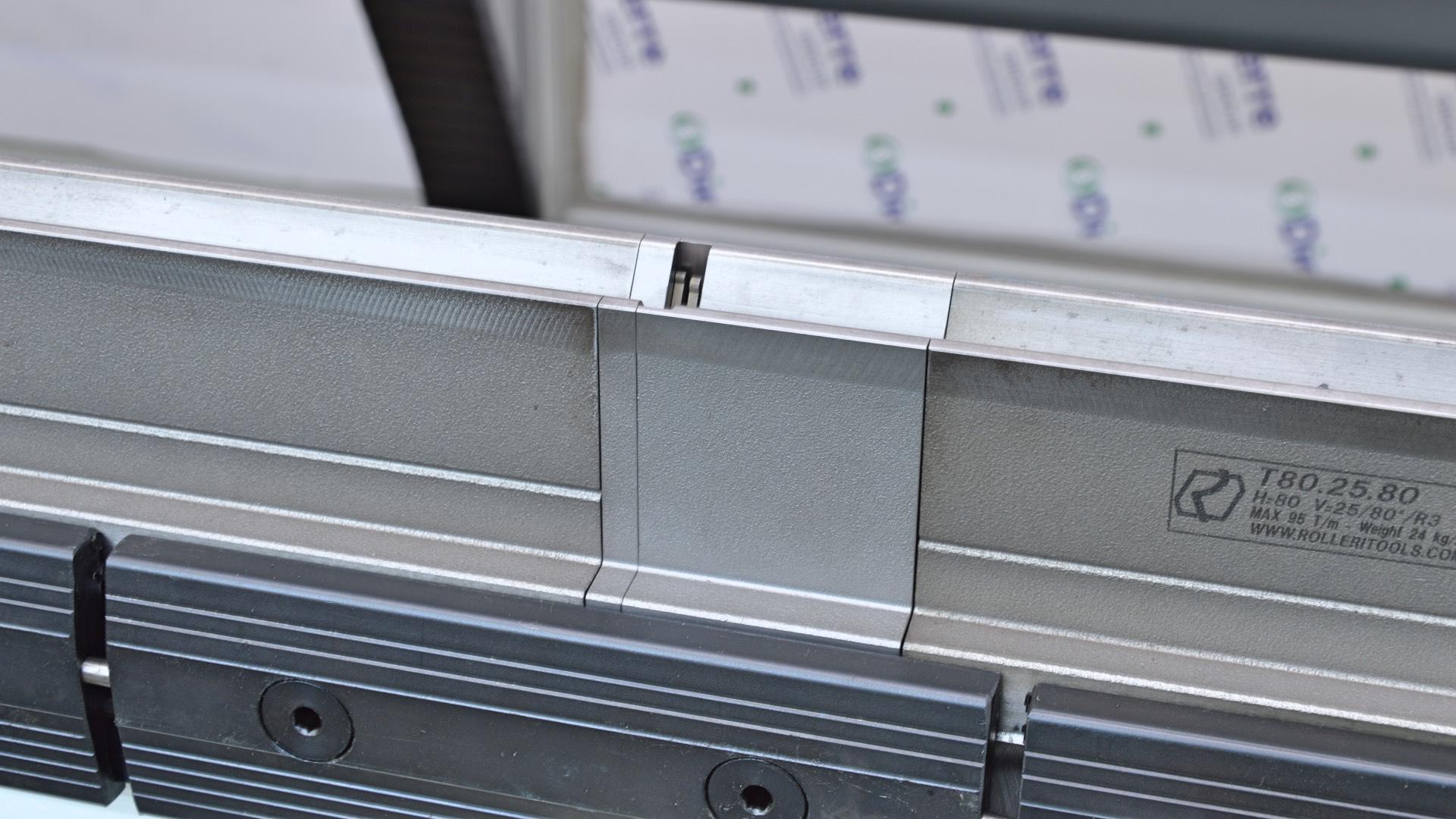 compensazione ritorno elastico acciaio inossidabile