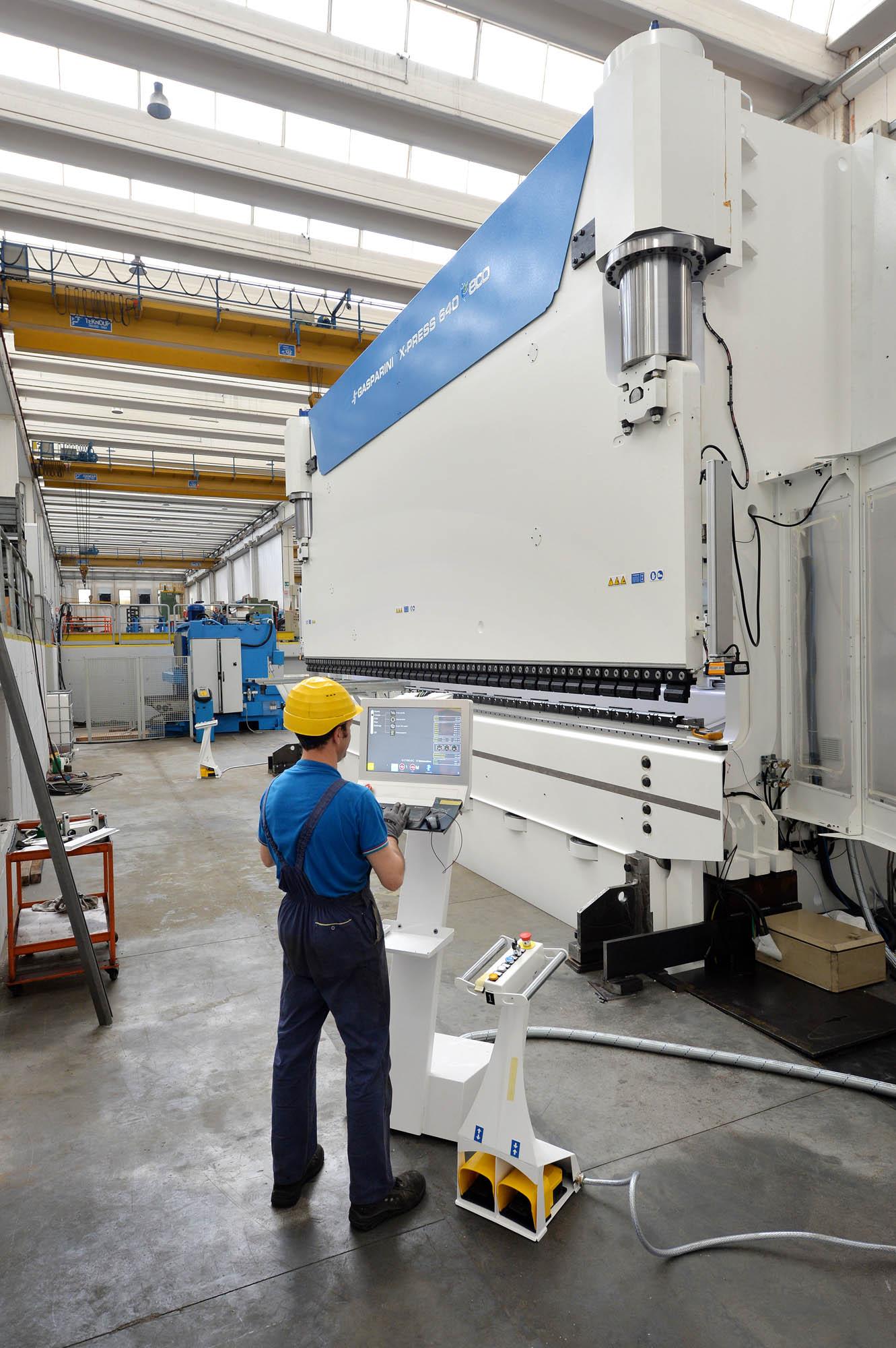custom sheet metal machine tools