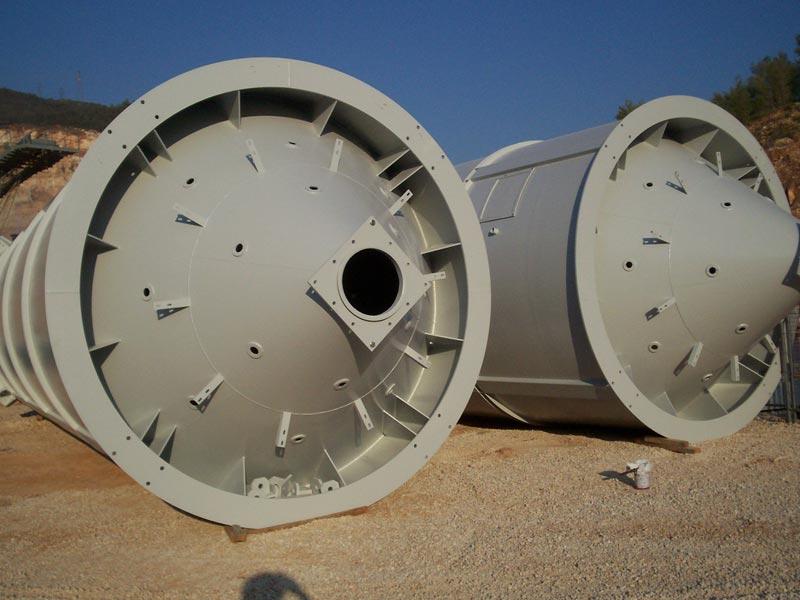 estructuras metalicas pesadas procesado chapa