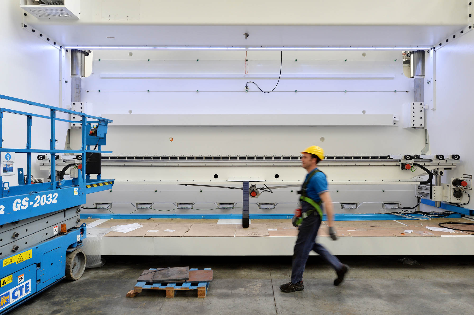 european manufacturer of press brakes