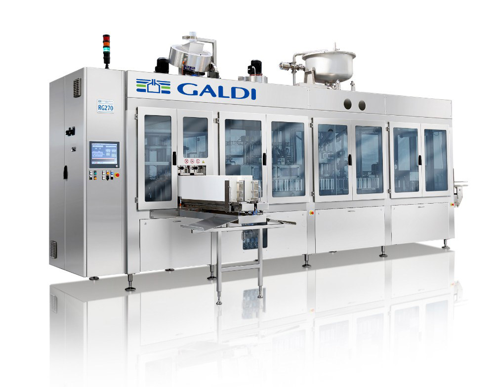 galdi stainless steel filling machinery