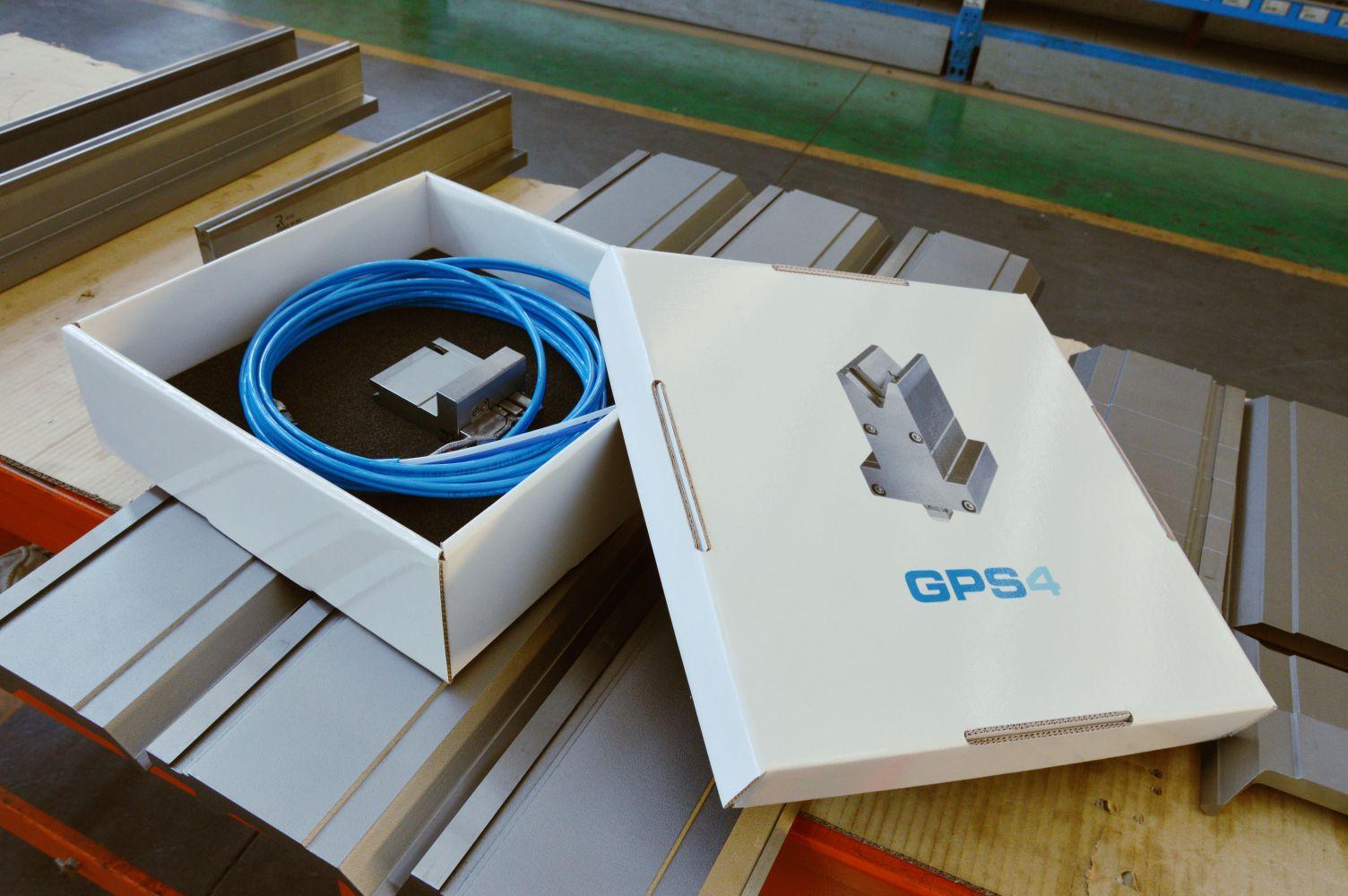 gps4 control ángulo plegado chapa