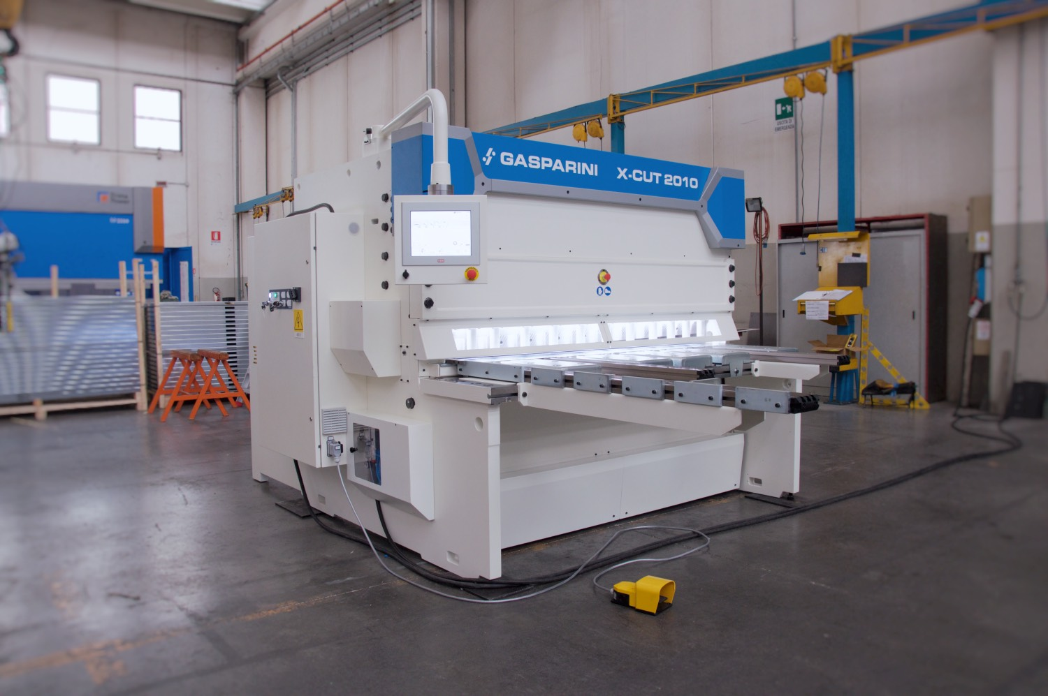 guillotine shear sheet metal reliable accurate