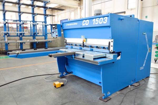 hydraulic guillotine shear sheet metal 1503