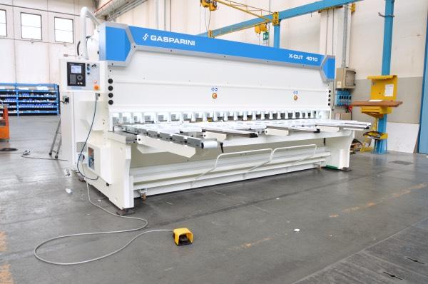 hydraulic guillotine shears prepainted steel