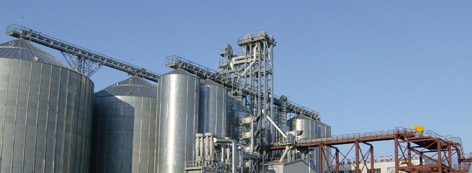 impianto stoccaggio cereali