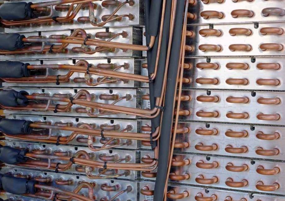 intercambiadores calor radiadores evaporadores