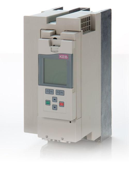 inverter keb combivert f5 pressa piegatrice