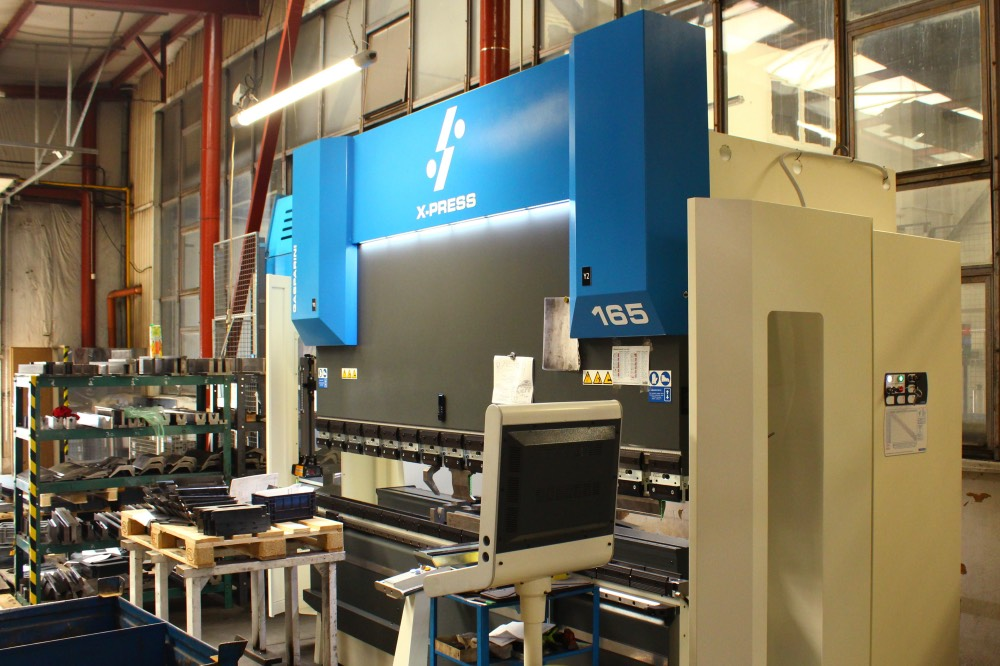 italian press brakes manufacturers