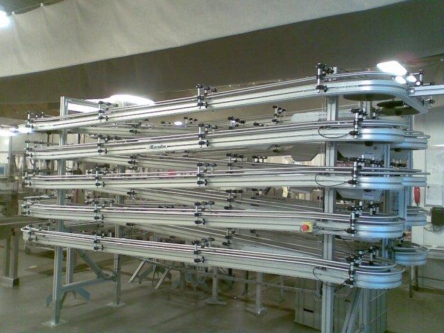 klovborg linee confezionamento acciaio inossidabile lamiera 1