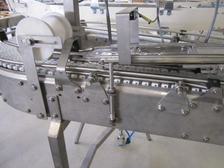 klovborg linee confezionamento acciaio inossidabile lamiera 2
