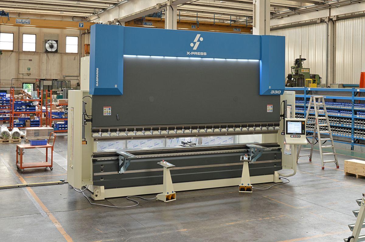 large size press brake 330 tons 5000 mm 16 feet