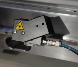 lasercheck springback control