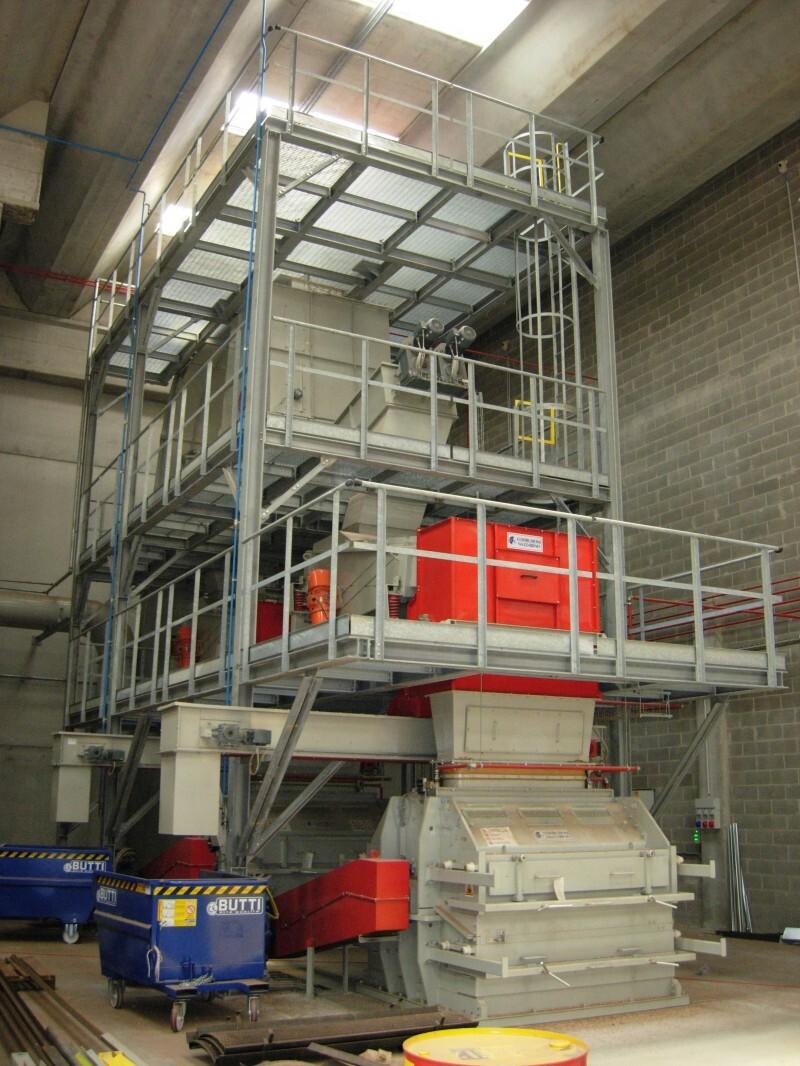 linea producción pellet briqueteadoras