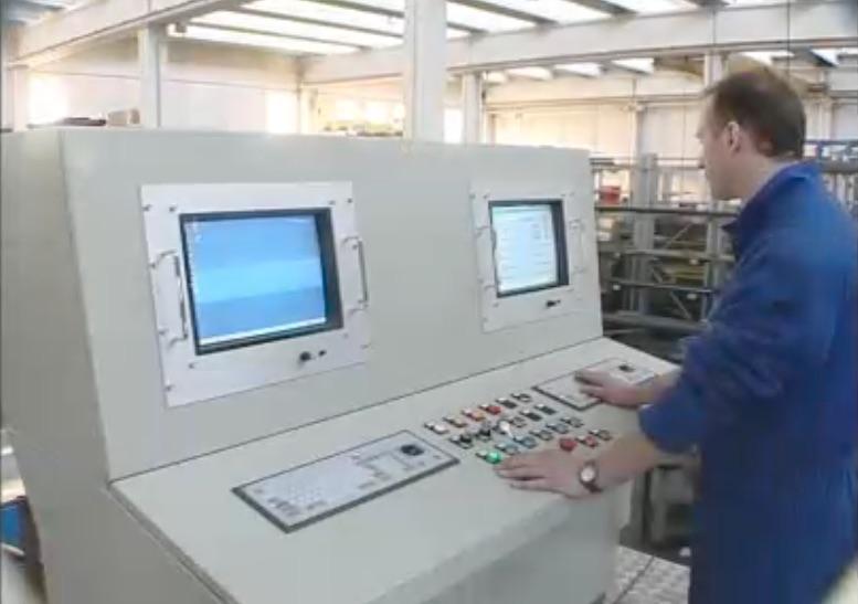 linee automatizzate cesoiatura lamiera