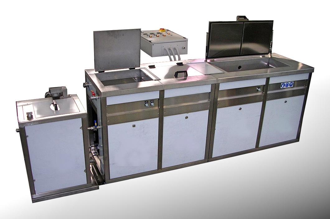 macchinari lavaggio ultrasuoni acciaio inox