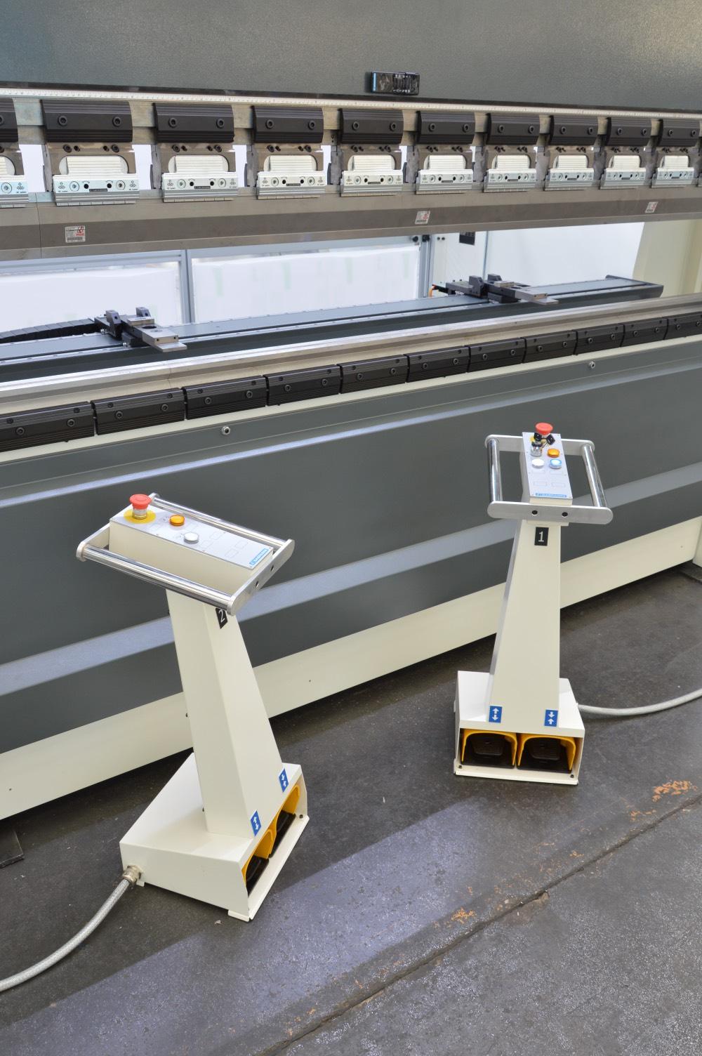 macchinari lavorazione lamiera pronta consegna