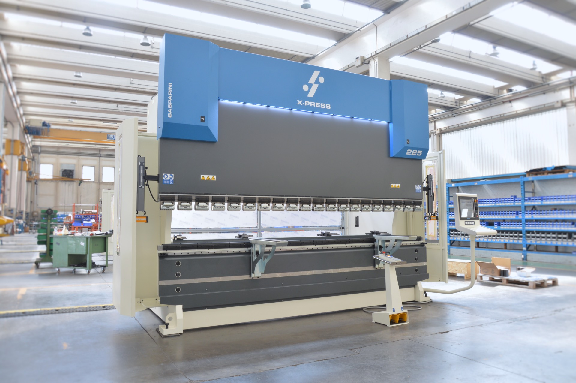 most reliable press brake