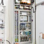 nachruestfalzapparat elektrische schalttafeleinbauten