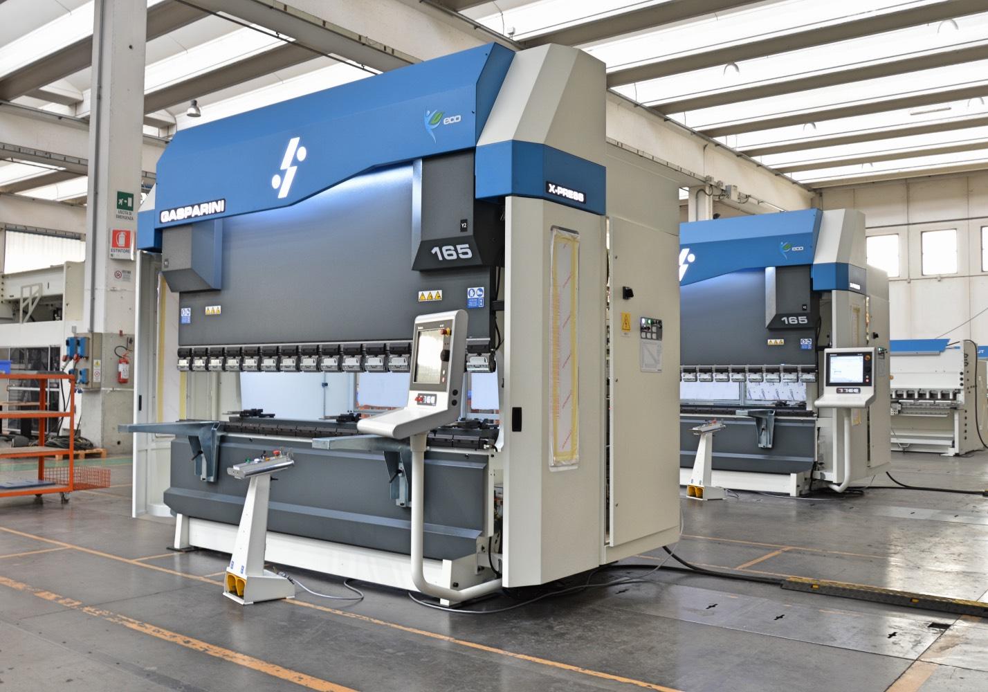 new hydraulic press brake metalforming fabrication