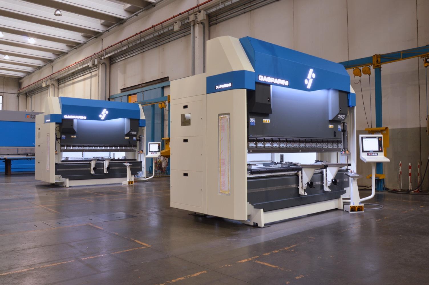 new hydraulic pressbrakes slovenia
