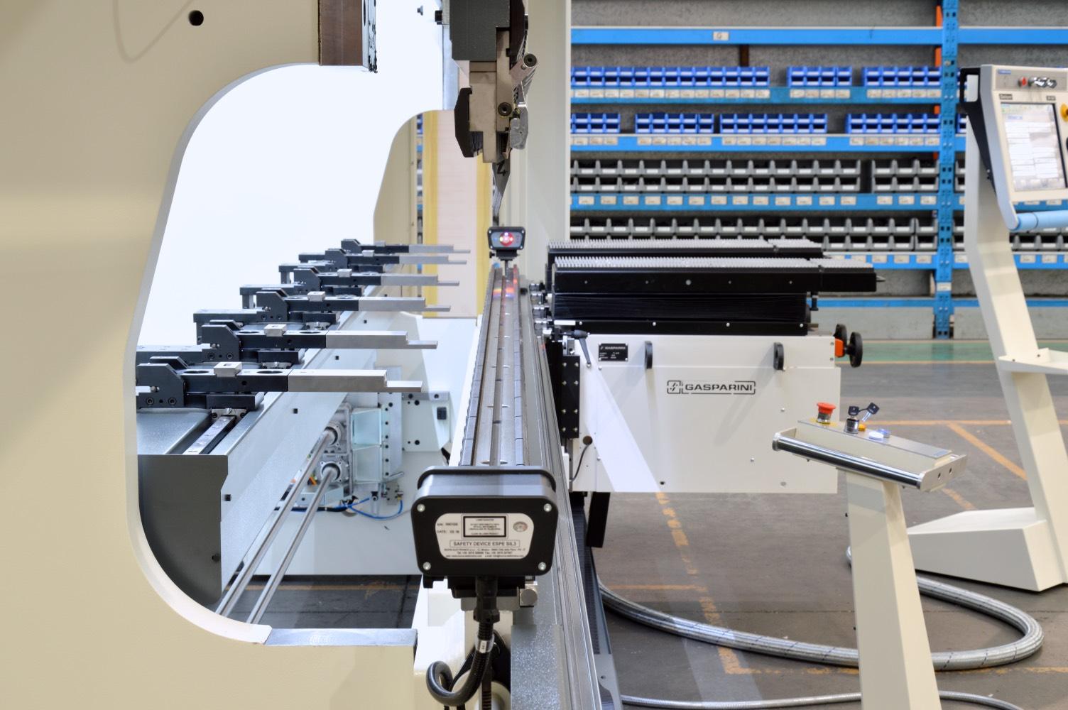 overseas countries press brake single beam laser safety