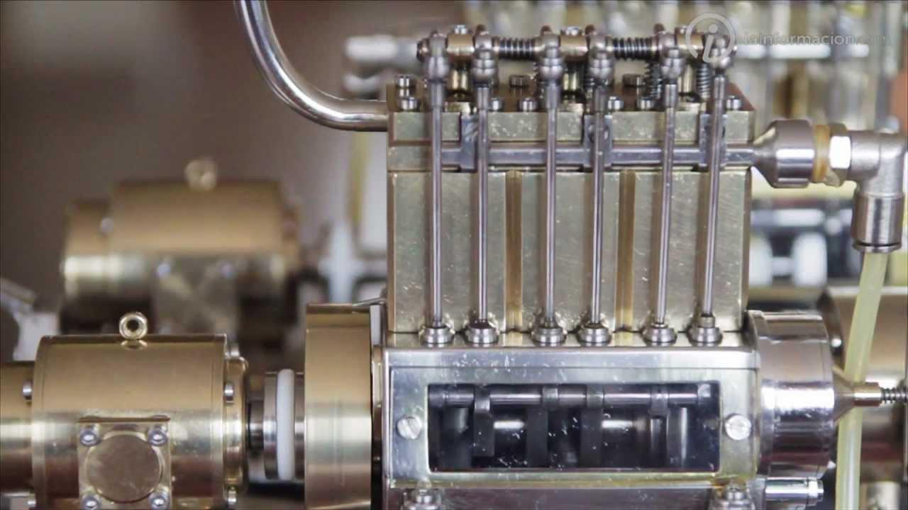 patelo motor v32 hecho a mano