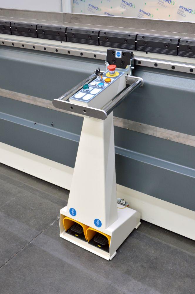 pedales inalámbricos correderos prensa plegadora nueva