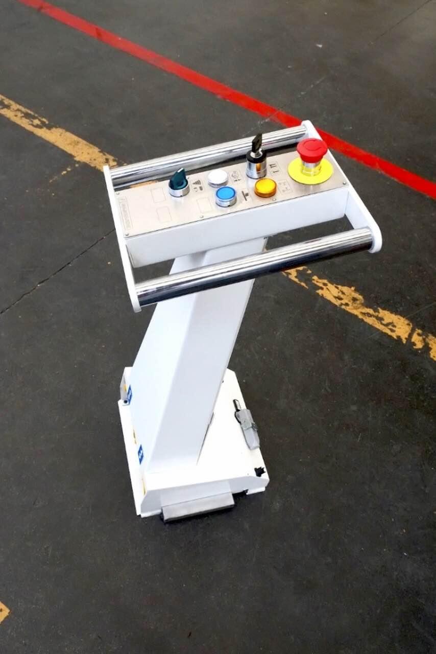 pedaliera wireless per presse piegatrici