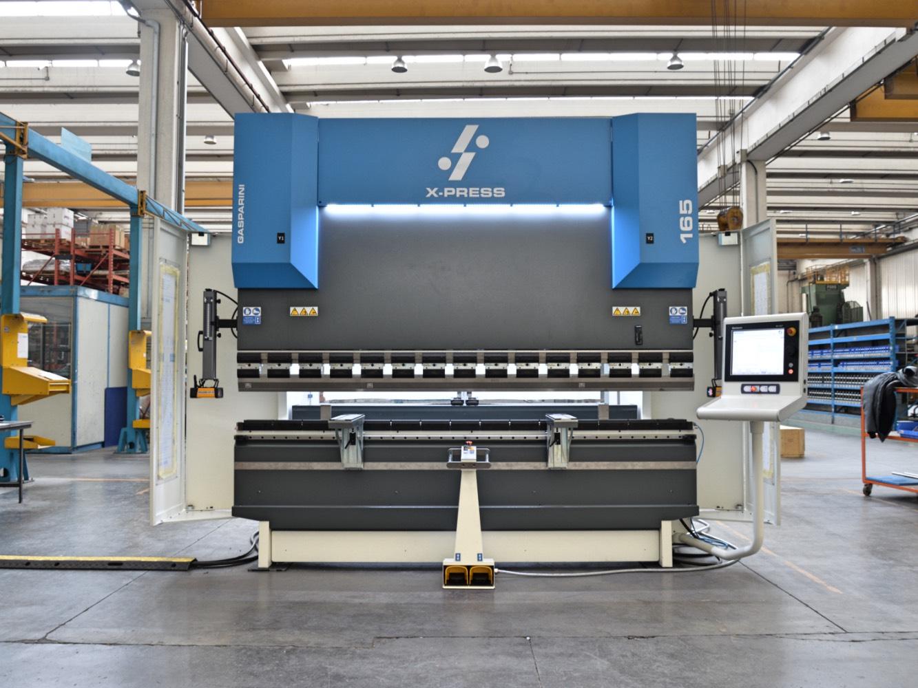 prensa plegadora 165 ton subcontratista precios